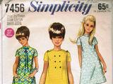 Simplicity 7456 A