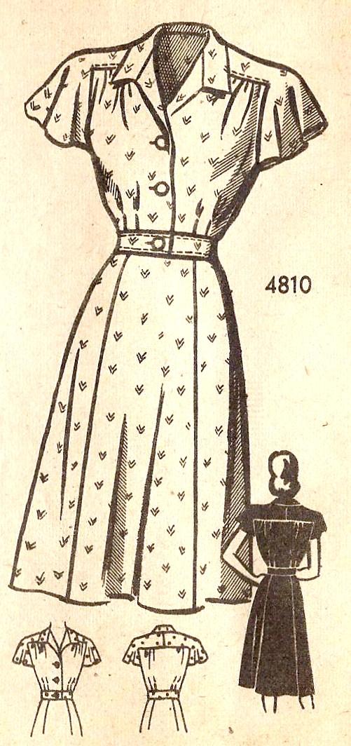 Anne Adams 4810 A