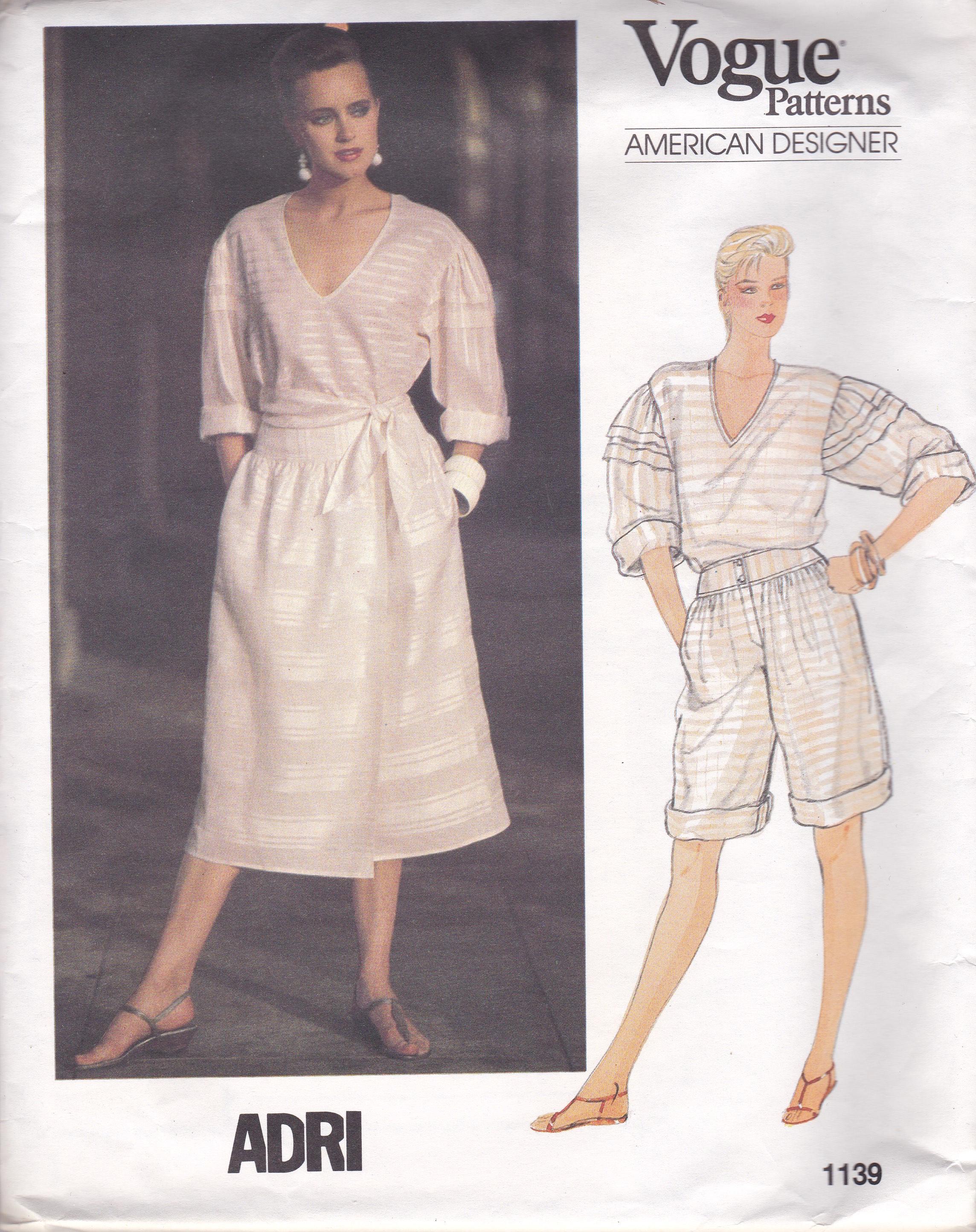 Vogue 1139 A