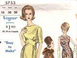 Vogue 5753