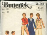 Butterick 3190