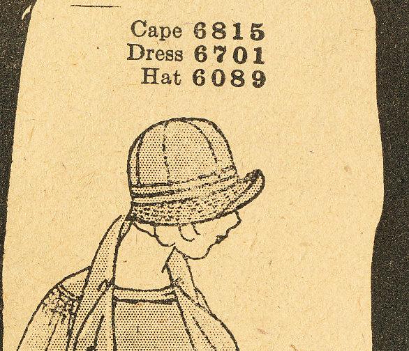 Butterick 6089 B