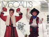 McCall's 4461 B