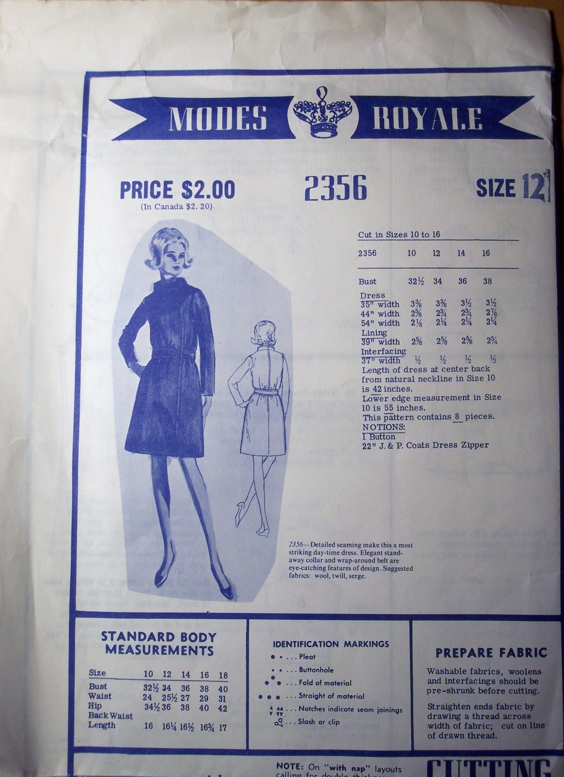 Modes Royale 2356