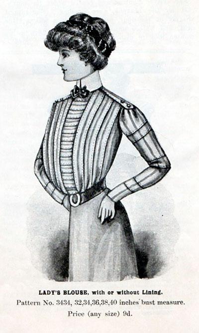 Madame Weigel's 3434