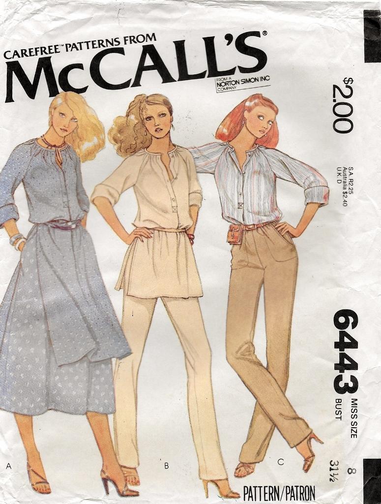 McCall's 6443