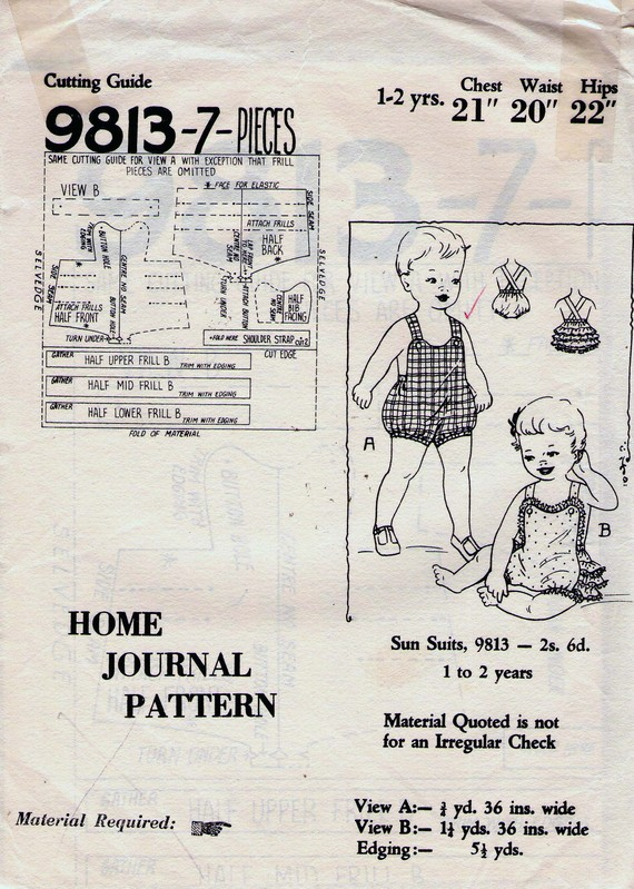 Australian Home Journal 9813