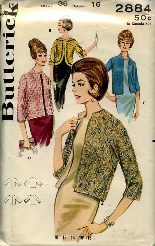 Butterick 2884