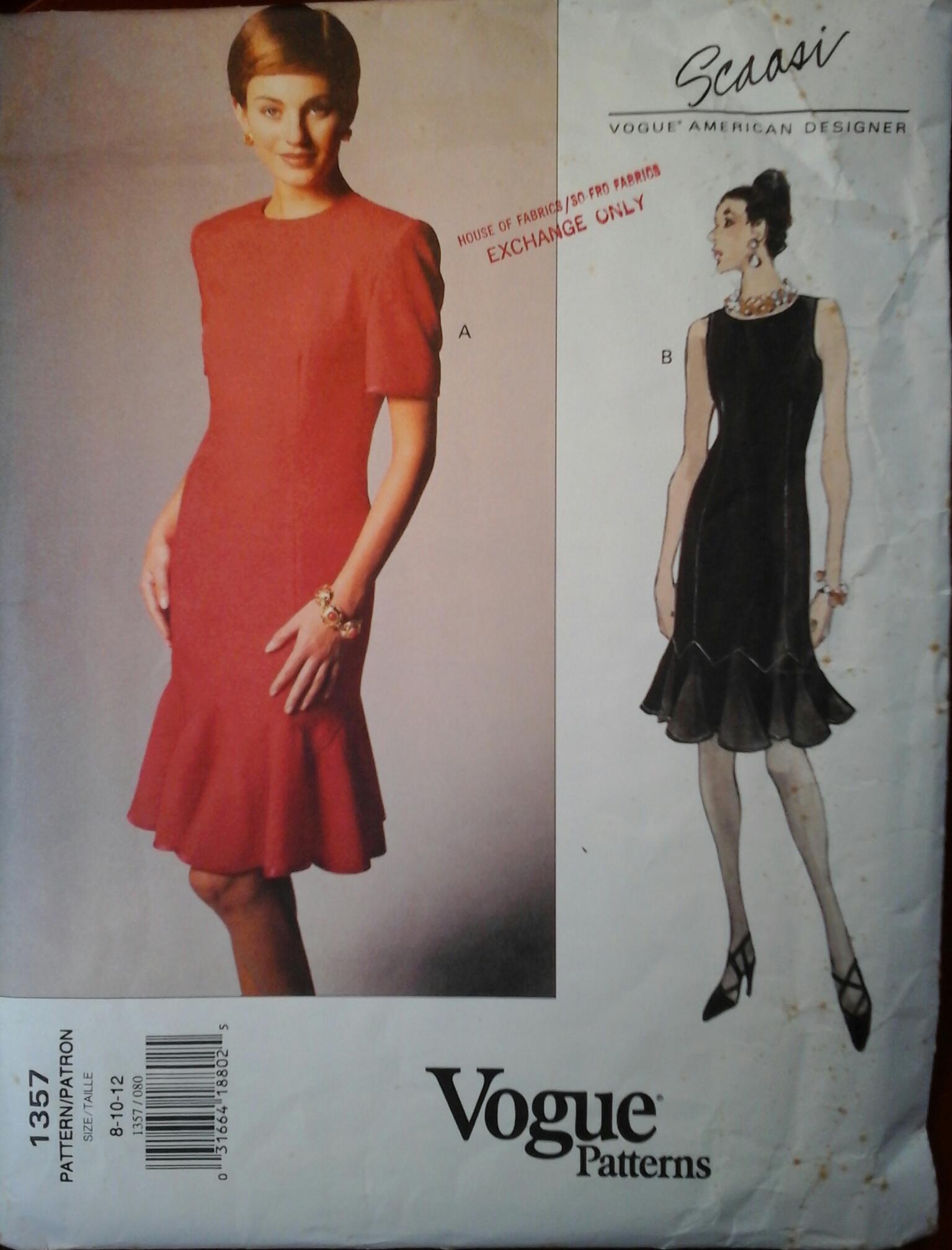 Vogue 1357 B