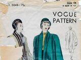 Vogue 5848 A