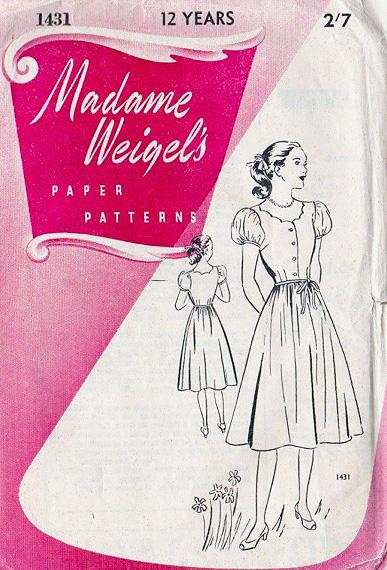Madame Weigel's 1431
