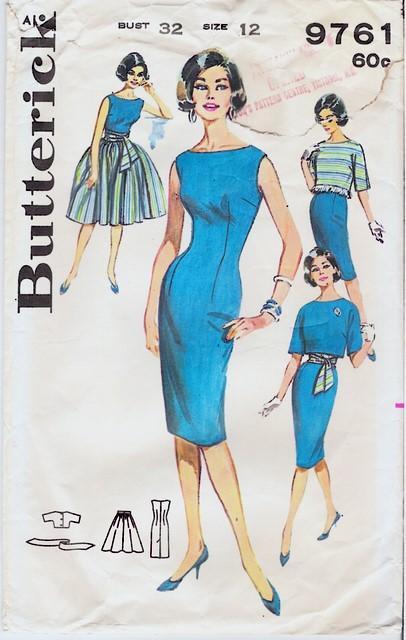 Butterick 9761