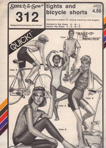 Tights and Bicycle Shorts