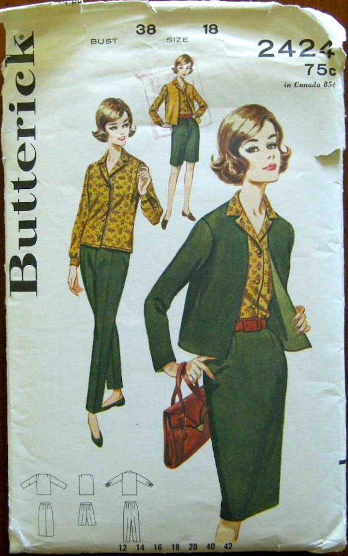 Butterick 2424