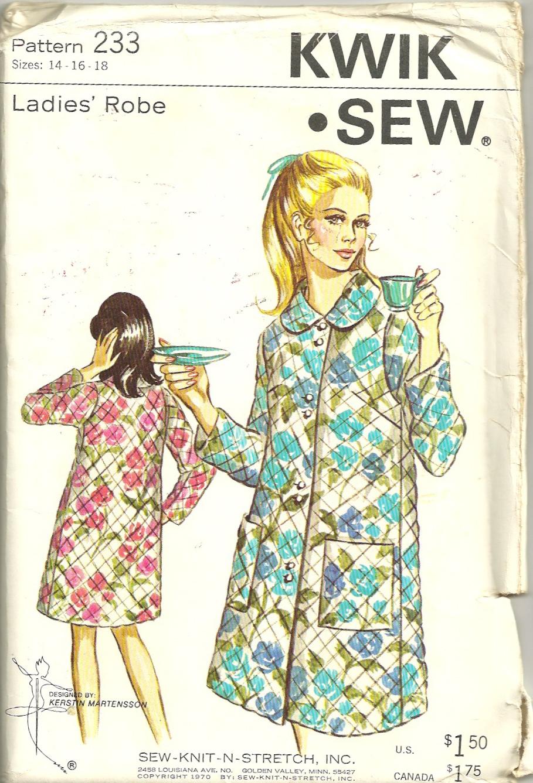 Kwik Sew 233