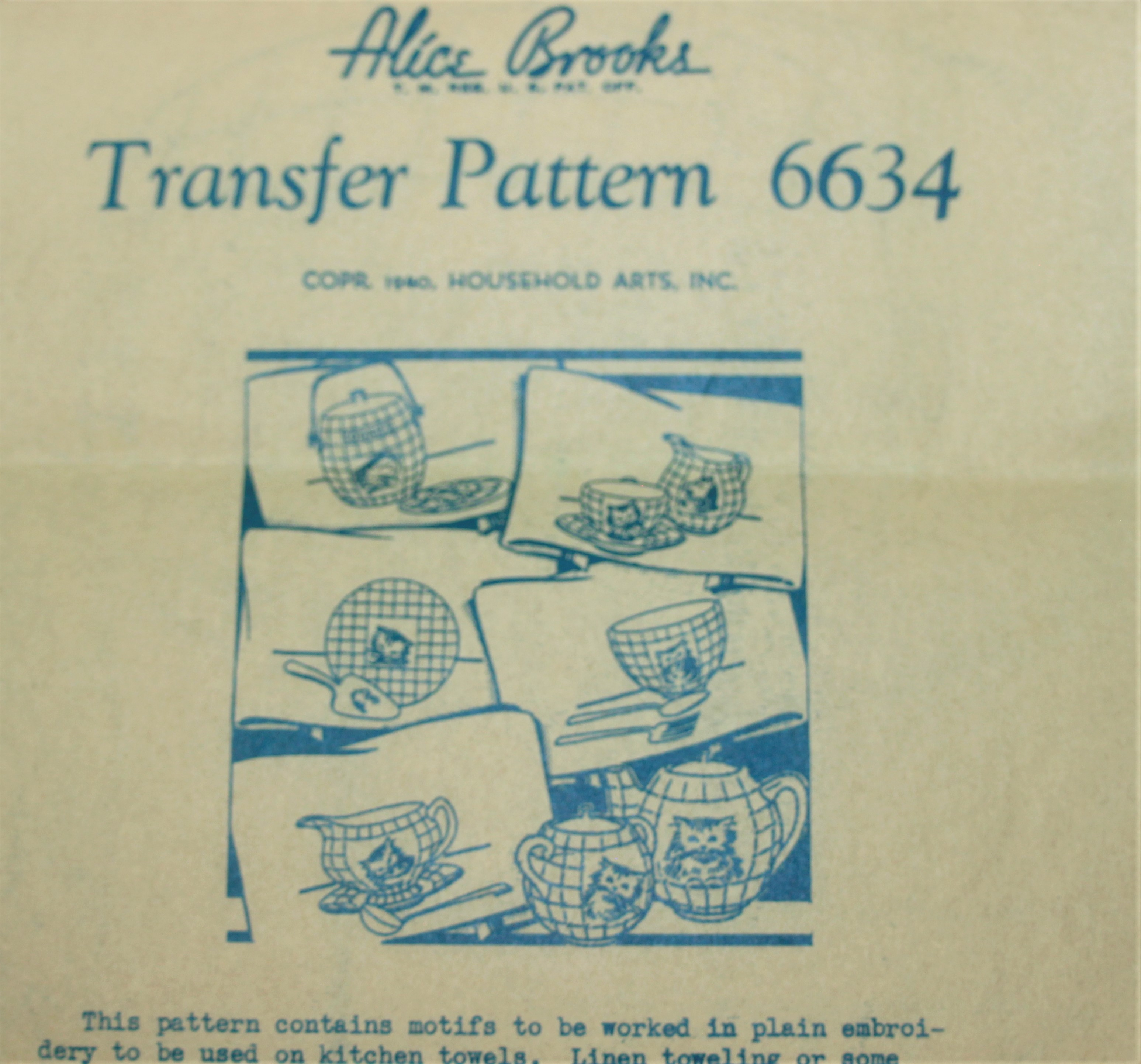 Alice Brooks 6634