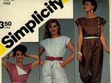Simplicity 6276 A