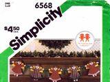 Simplicity 6568 B