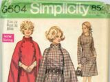 Simplicity 8504