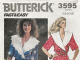 Butterick 3595 B