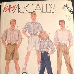 McCall's 3159 A