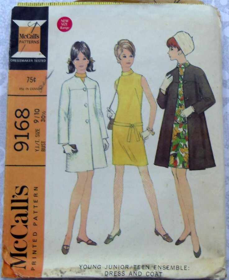 McCall's 9168