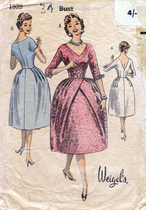 Weigel's 1939