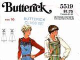 Butterick 5519