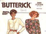 Butterick 3459 A