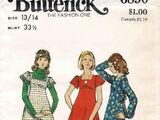 Butterick 6890 A