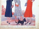 Vobachs Frauenzeitung No. 34 Vol. 35 1932