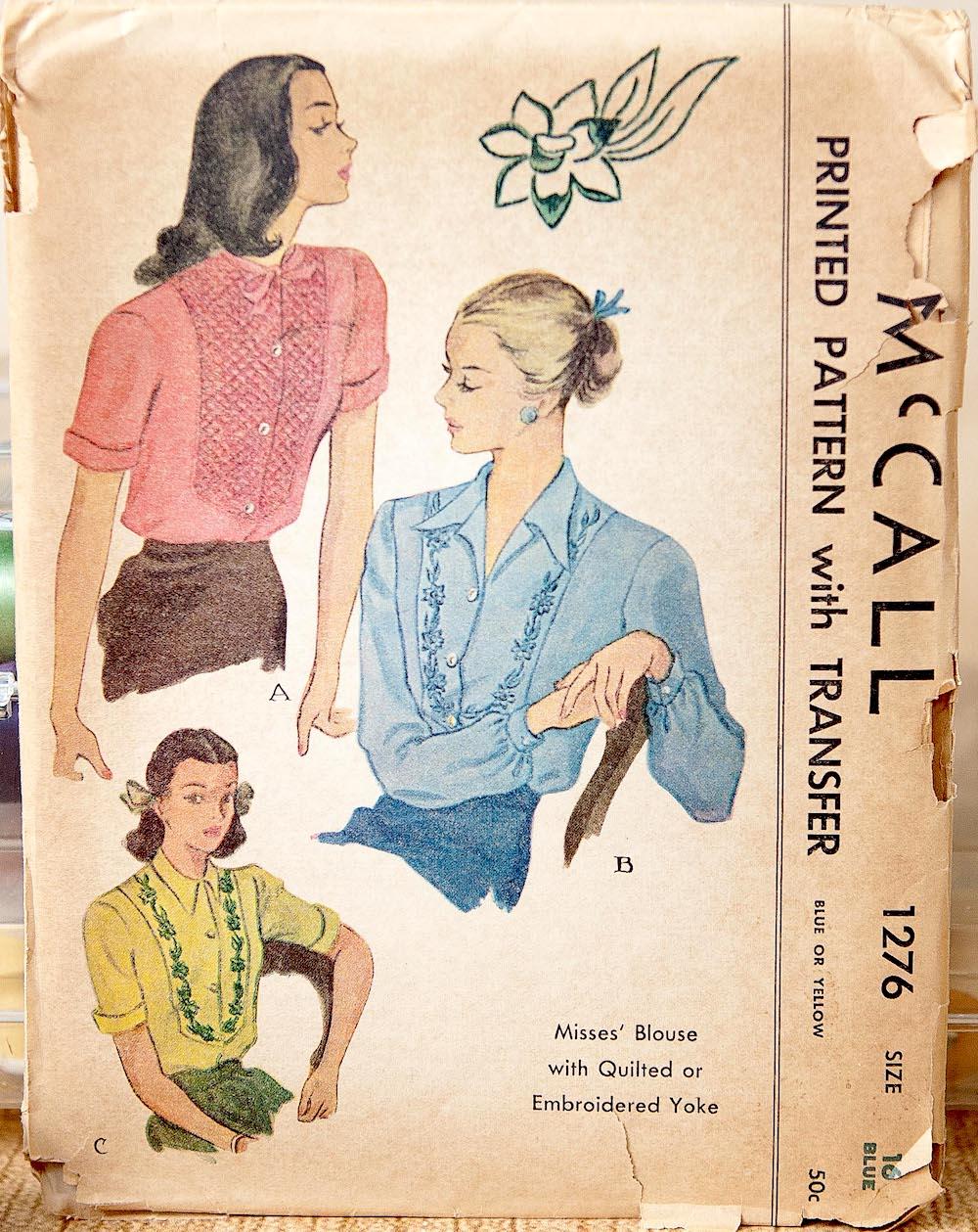 McCall 1276