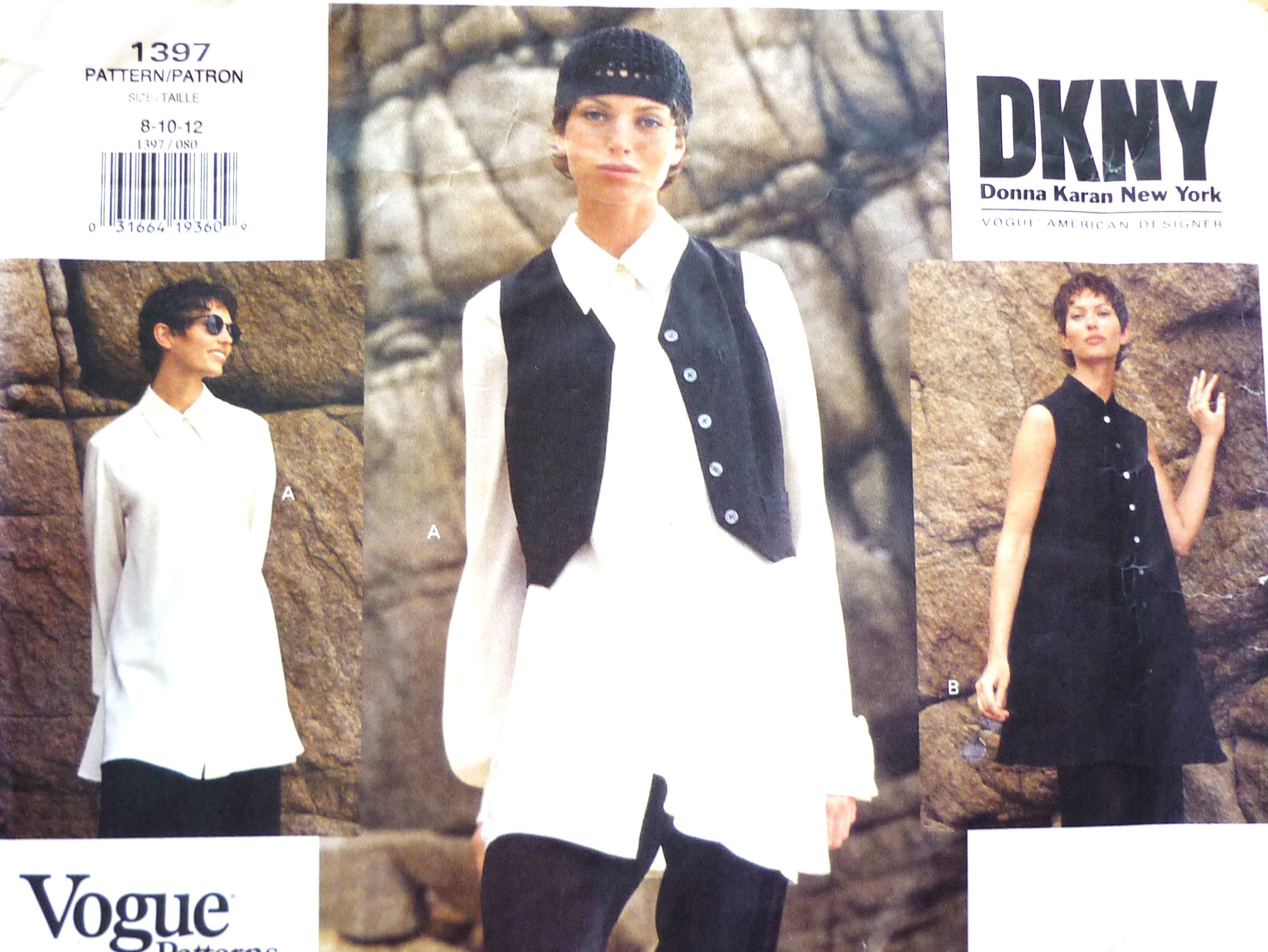 Vogue 1397 D