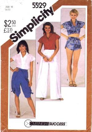 Simplicity 5529