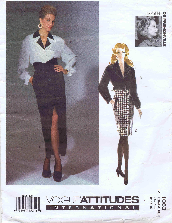 Vogue 1063 D