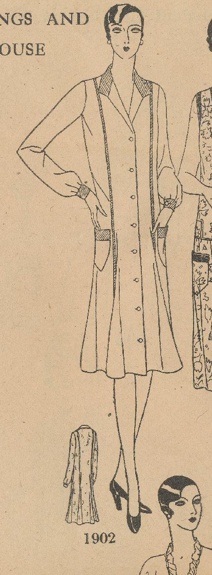 Butterick 1902 A