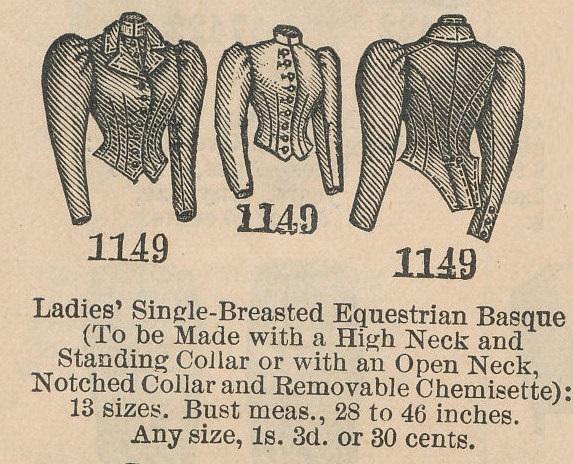 Butterick 1149