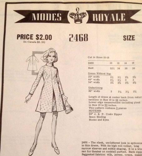 Modes Royale 2468