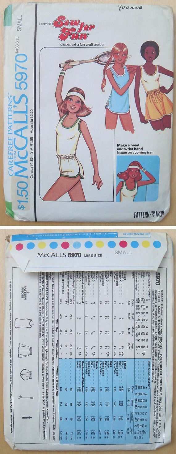 McCall's 5970