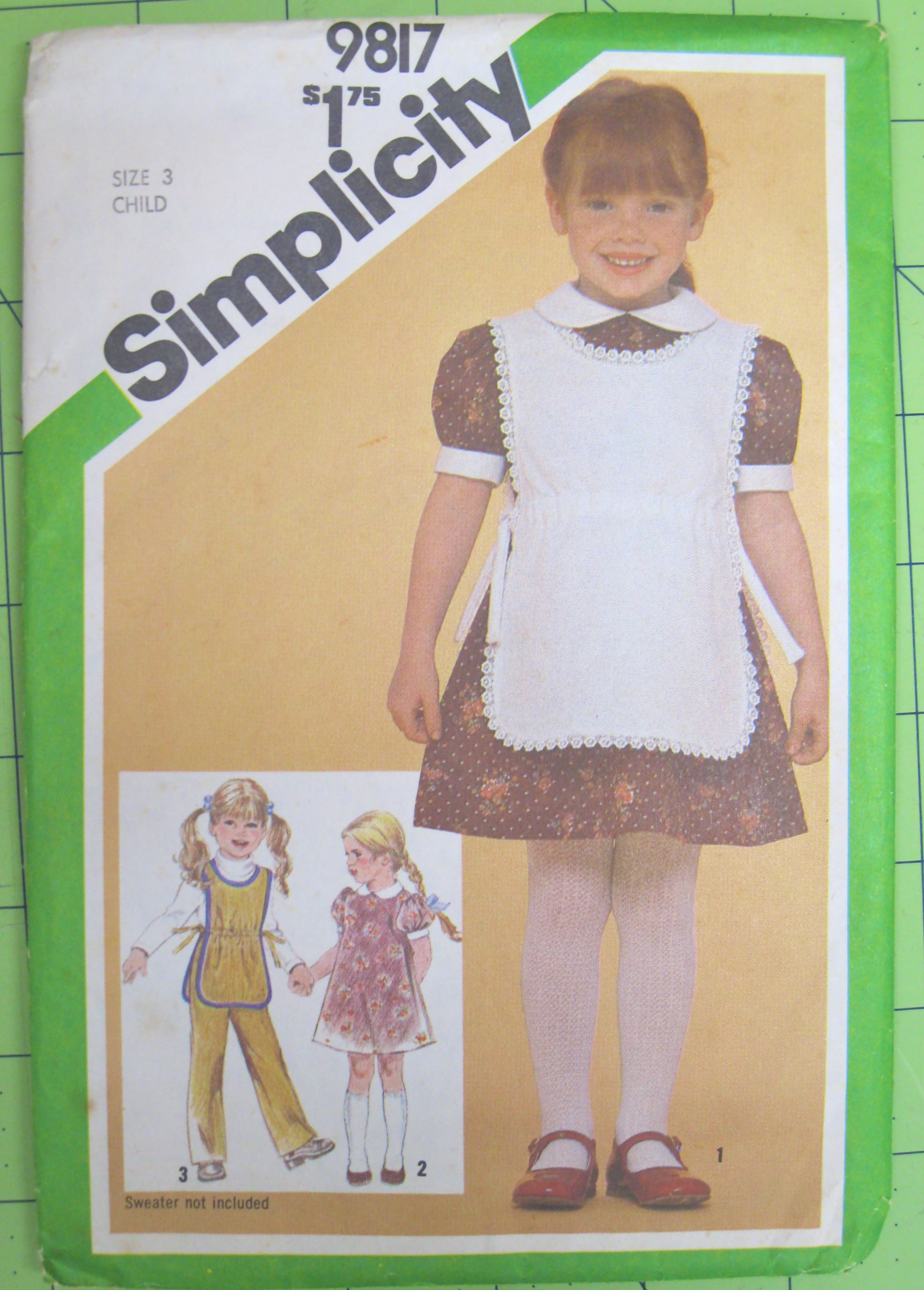 Simplicity 9817
