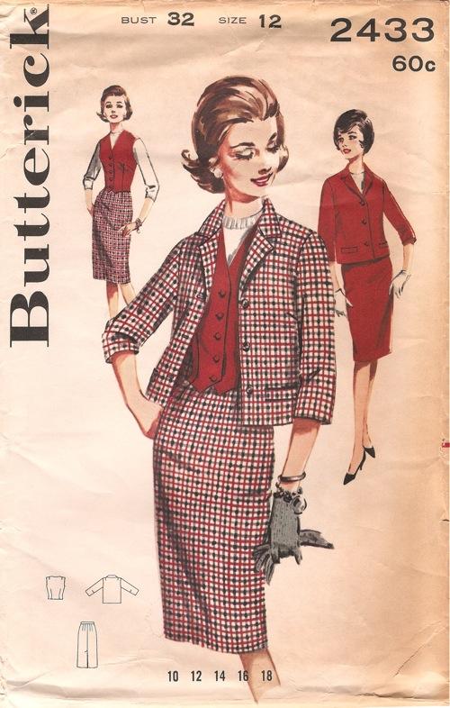 Butterick 2433