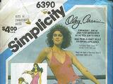 Simplicity 6390 A