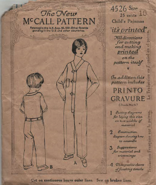 McCall 4526