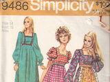 Simplicity 9486