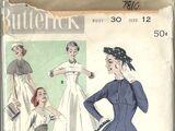 Butterick 7810