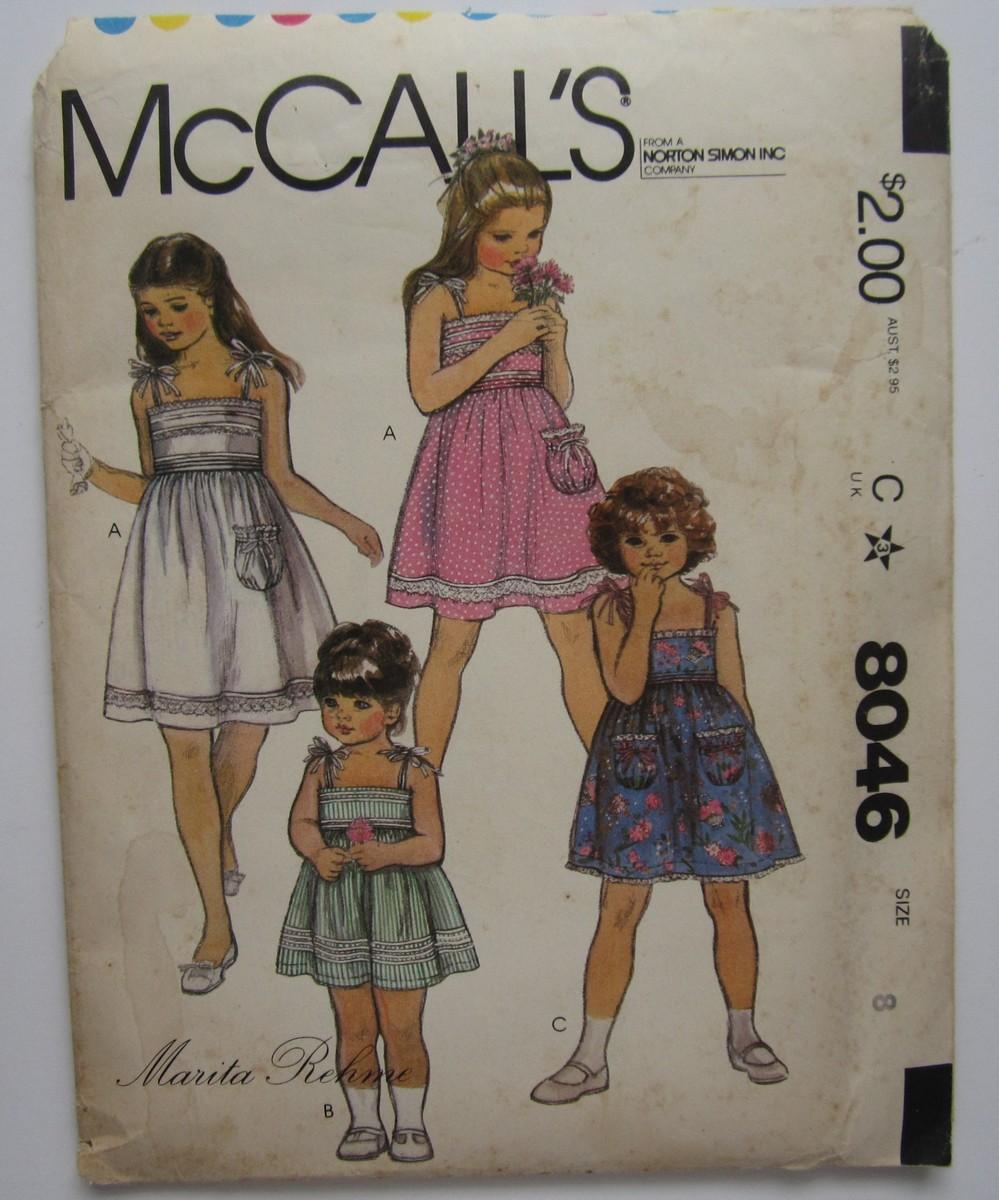 McCall's 8046