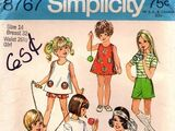 Simplicity 8767 A