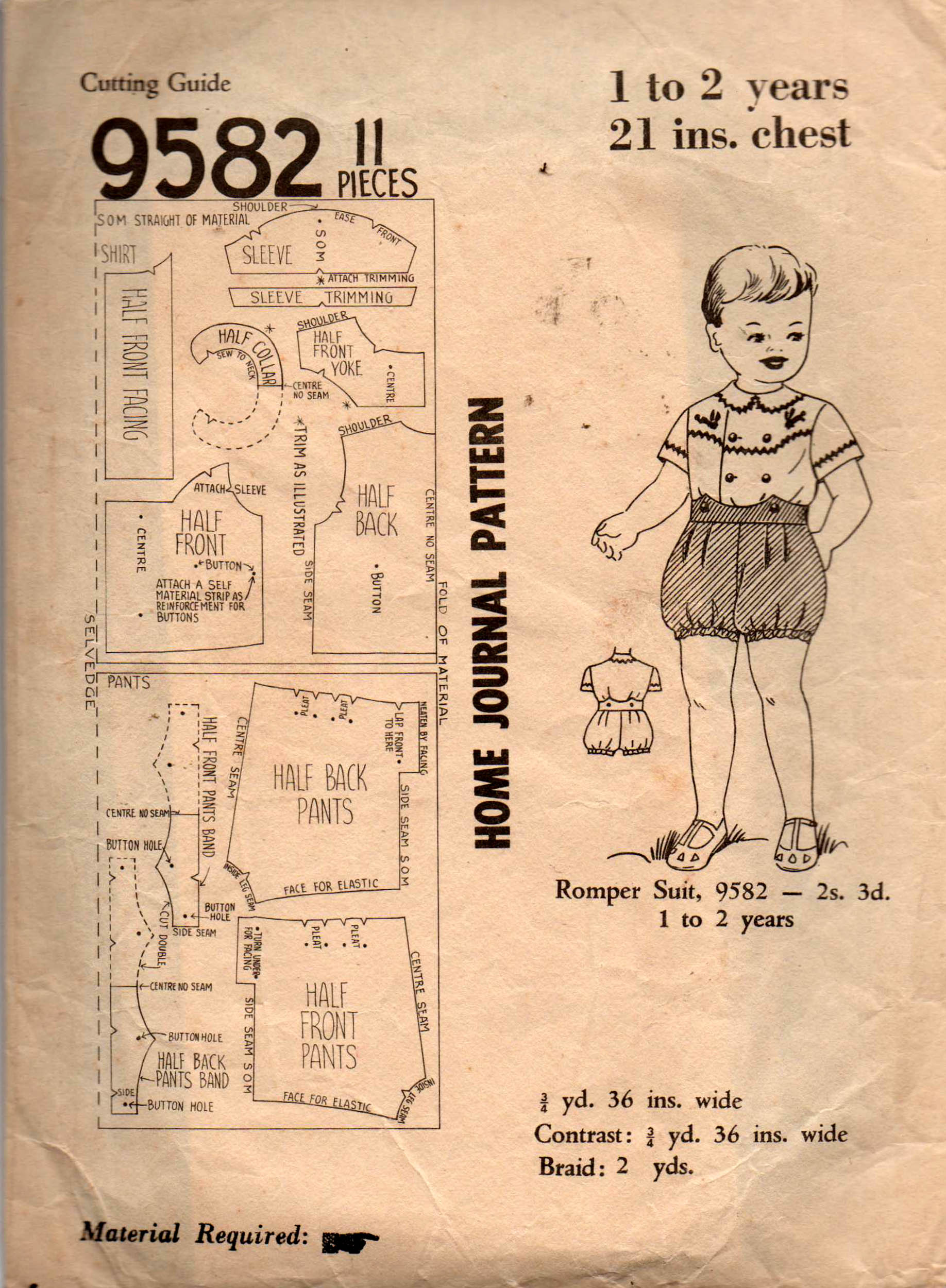 Australian Home Journal 9582
