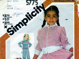 Simplicity 5775