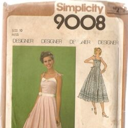 Simplicity 9008